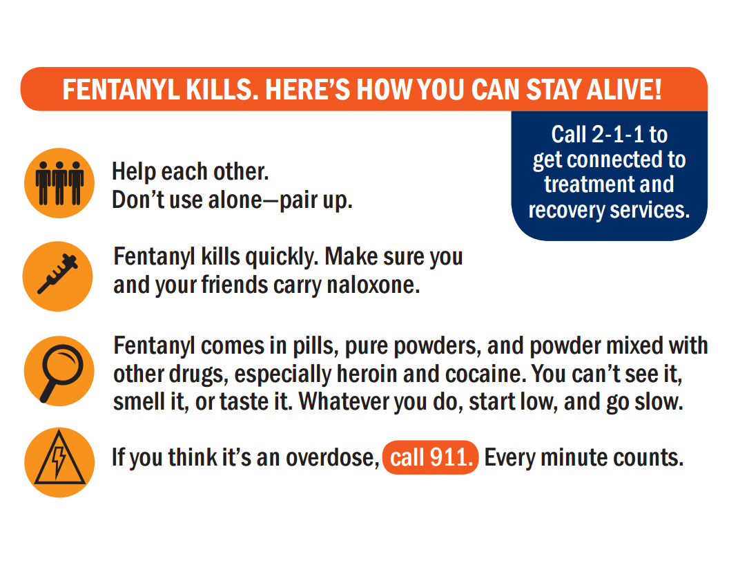 fentanyl flyer english