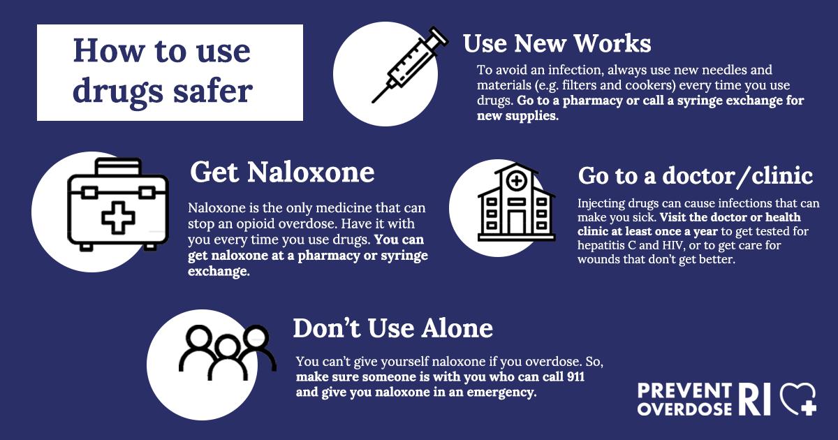Use Drugs Safe Facebook