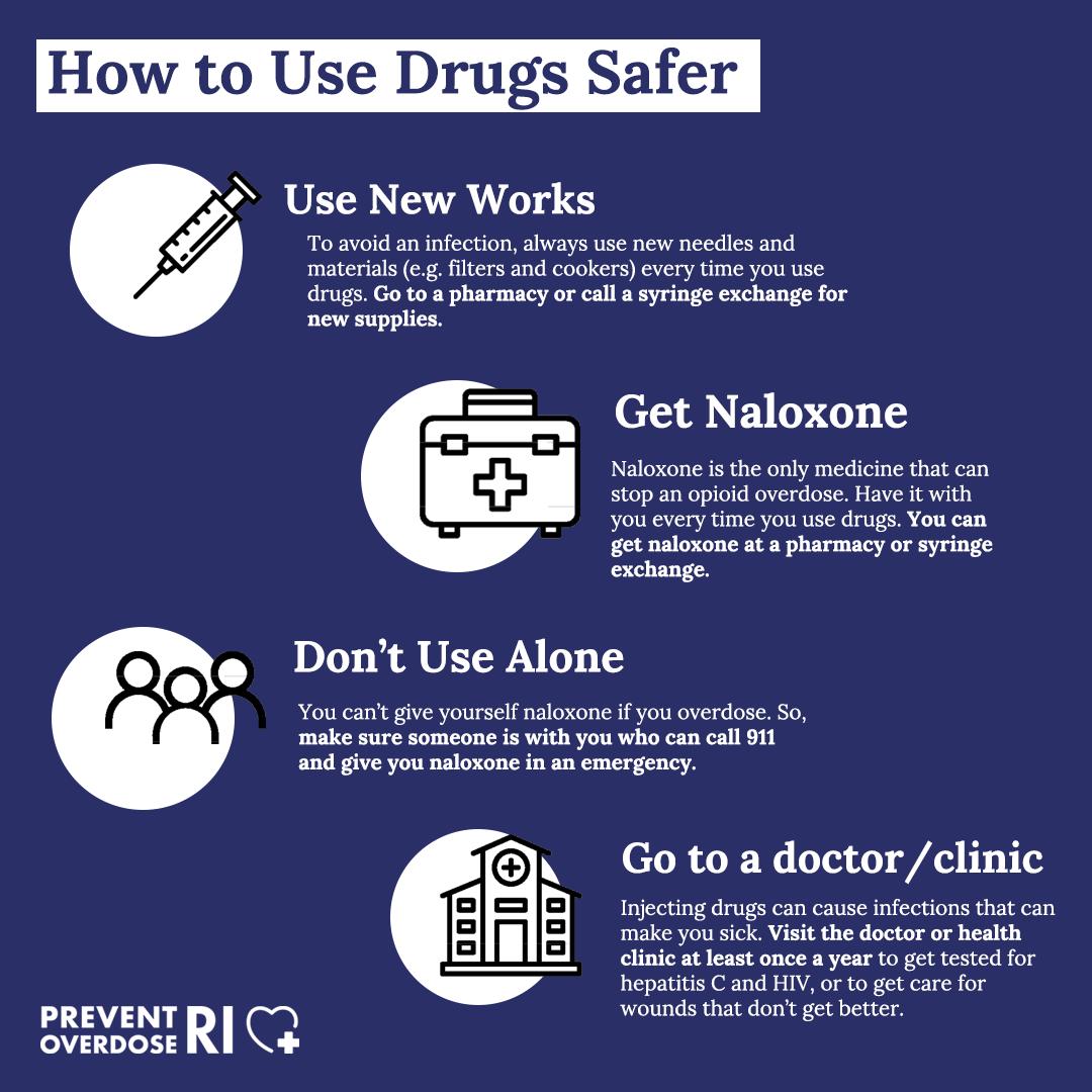 Use Drugs Safe Instagram